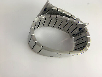 Original Apple Watch Series 3 2 1 Link Bracelet band stainless steel 42mm Silver