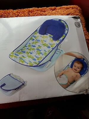 Mothercare Baby Bather Blue *new*