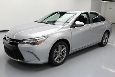 2016 Toyota Camry  2016 TOYOTA CAMRY SE REARVIEW CAM PADDLE SHIFT 35K MI #187031 Texas Direct Auto