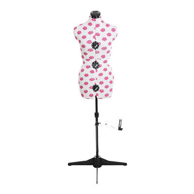 Adjustoform 5901P | Bloom Petite 8-Part Adjustable Dressmaker's Dummy | UK 6-10