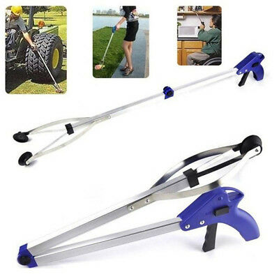 Pick Up Garbage Long Reach Helping Hand Arm Extension Tools Trash Mobility