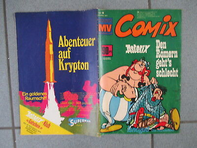 MV Comix 24.April 1971 Nummer 9