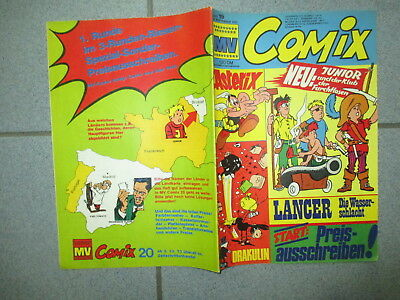 MV Comix 22.September 1973 Nummer 19