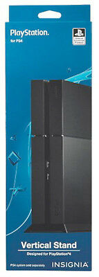 NEW SEALED Insignia Vertical PS4 System Stand Sony PlayStation 4 Console Lock