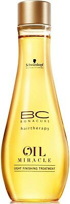Schwarzkopf BC Oil Miracle Huile de Finition 100 ml