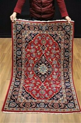 keschan  persiano  TAPPETO   misure:160x100cm      rug  TAPIS