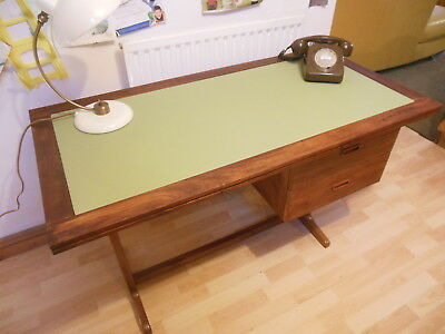 DELIVERY £50 Mid Century Retro Danish Style desk sideboard table