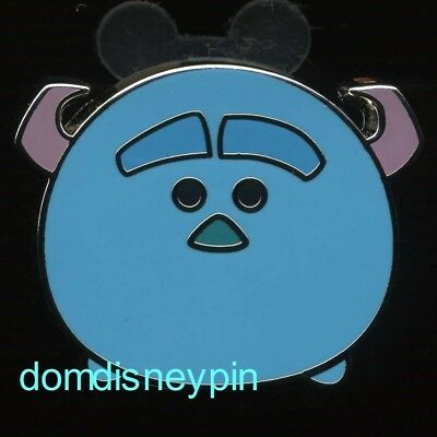 Disney Pin *Tsum Tsum* Characters Mystery Collection (5) - Monsters Sulley!