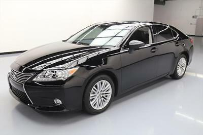 2015 Lexus ES 350 Base Sedan 4-Door 2015 LEXUS ES350 CLIMATE SEATS SUNROOF NAV REAR CAM 35K #178551 Texas Direct