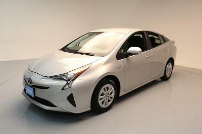 2016 Toyota Prius  2016 TOYOTA PRIUS TWO HYBRID REARVIEW CAM BLUETOOTH 27K #007619 Texas Direct