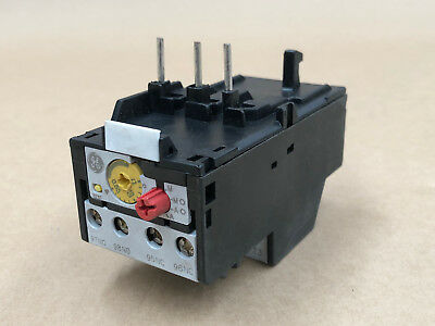 Ge Overload Relay Rt1F 0.65-1.1A Use With Cl00-45