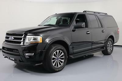 2017 Ford Expedition EL King Ranch Sport Utility 4-Door 2017 FORD EXPEDITION EL XLT 4X4 ECOBOOST SUNROOF 37K MI #A21587 Texas Direct