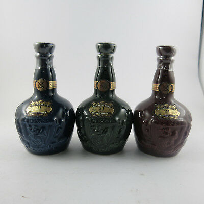 Royal Salute 21 Year Old Scotch Whisky 50mL Rare & Limited Release Set