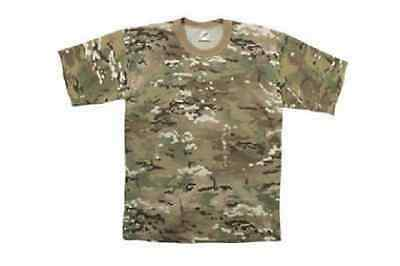 US Army Military Multicam OCP shirt L / Large