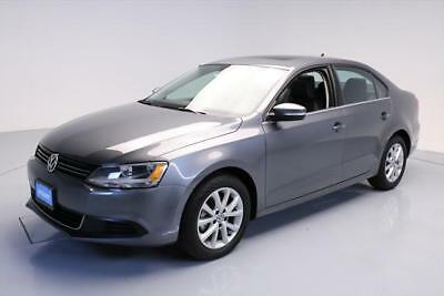 2014 Volkswagen Jetta SE Sedan 4-Door 2014 VOLKSWAGEN JETTA SE SEDAN SUNROOF HTD SEATS 33K MI #435154 Texas Direct