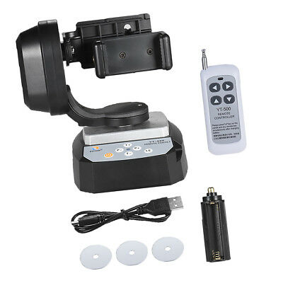 Remote Control Motorized Pan Tilt Head Rotating Stabilizer for Camera Phone