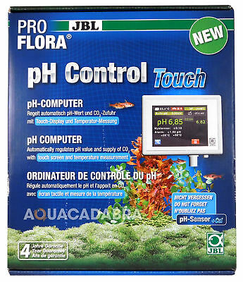 JBL ProFlora pH Control Touch Plant Growth Aquascaping Aquarium Fish Tank