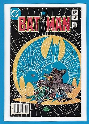 "Batman #358_April 1983_Very Fine_""don't Mess With Killer Croc""_Bronze Age Dc!"
