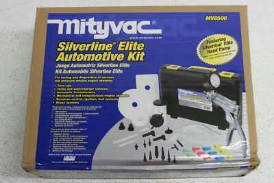 Mityvac MV8500 Silverline Elite Hand Vacuum / Pressure Pump Automotive Kit