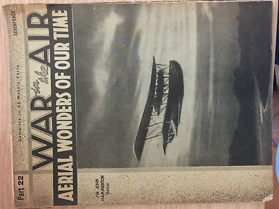 War in the Air - Aerial Wonders of Our Time - Part 22 - 2nd April 1936