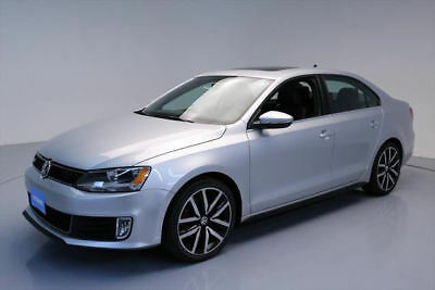 2014 Volkswagen Jetta GLI Sedan 4-Door 2014 VOLKSWAGEN JETTA GLI AUTOBAHN SUNROOF FENDER 22K  #382709 Texas Direct Auto