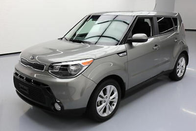 2016 Kia Soul  2016 KIA SOUL + 2.0L AUDIO PKG NAV REARVIEW CAM 19K MI #354594 Texas Direct Auto