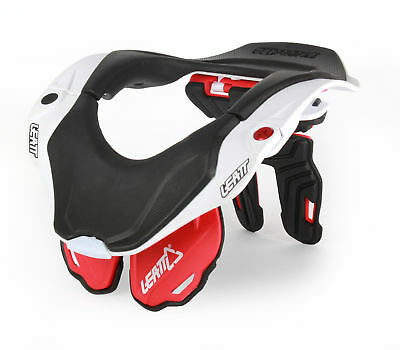 Neck Brace DBX 5.5 Junior Red/White Leatt 1014030002 Junior Bicycle Fit