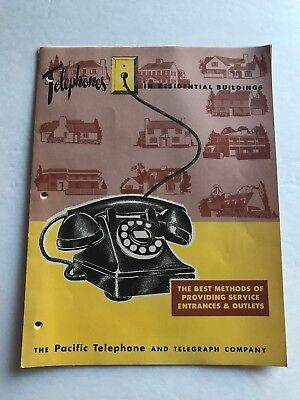 1948 Pacific Bell Telephone Brochure