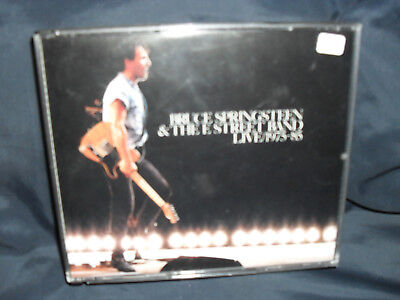 Bruce Springsteen & The E-Street Band – Live / 1975-85 -3CD-Box