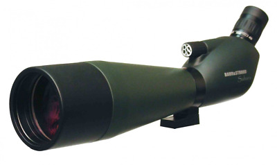 Barr And Stroud Sahara MC BAK-4 20-60x80 Angled Spotting Scope