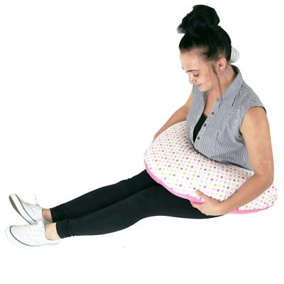 Pregnancy Support Maternity and Breast Feeding Pillow + (Apple Land)