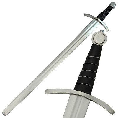 The Last Crusader Medieval Knights Renaissance Broadsword Replica