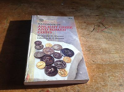 Handbook of Ancient Greek and Roman Coins 1995 Whitman