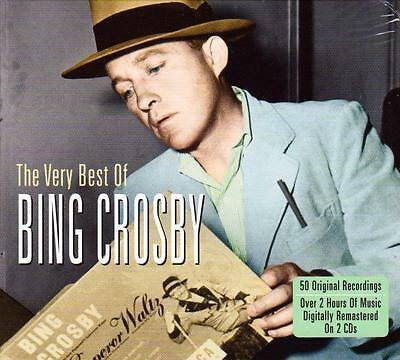Bing Crosby - The Very Best Of (New Sealed 2Cd)