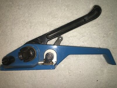 ULINE #12 Poly Strap TENSIONER, Cutter H540 for 1/2 or 5/8 Inch Strapping- XLNT