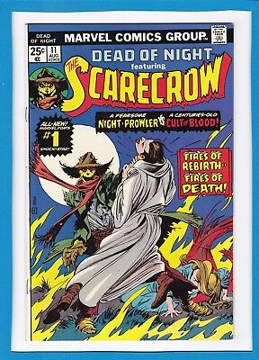 """DEAD OF NIGHT #11_AUGUST 1975_VF_""""NIGHT-PROWLER Vs CULT OF BLOOD""""_BRONZE AGE!"""
