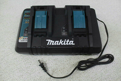 Makita 18V LXT Li-Ion Battery and Dual Charger Starter Pack BL1850B2DC2