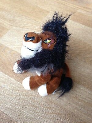 Lion King Soft Toy