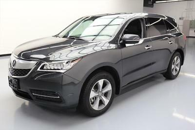 2015 Acura MDX Base Sport Utility 4-Door 2015 ACURA MDX 7-PASS HTD LEATHER SUNROOF REAR CAM 24K #013804 Texas Direct Auto