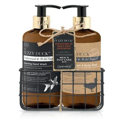 Baylis and Harding Mens Duo Gift Set - Fuzzy Duck
