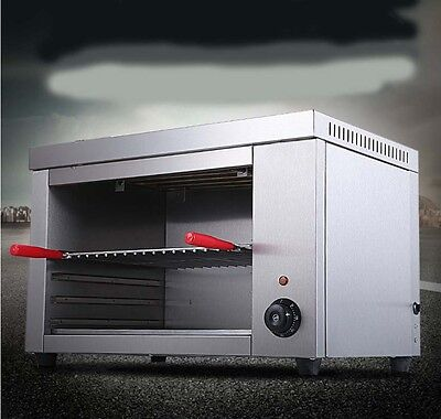 Commercial 2200W Multi-function Stainless Steel Benchtop ElectricToaster Ovens*