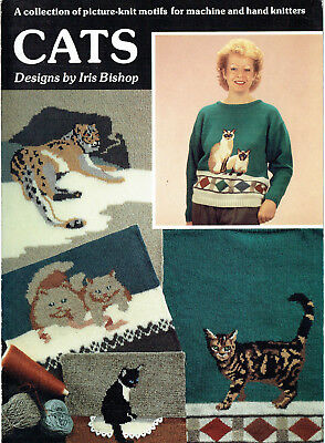 Birds & Cats ~ Pictures, Tapestry, Cross Stitch, Knit, Hand Or Machine