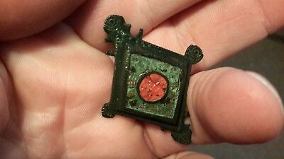 Very Nice Roman Bronze Brooch