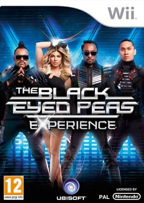 The Black Eyed Peas Experience WII - totalmente in italiano