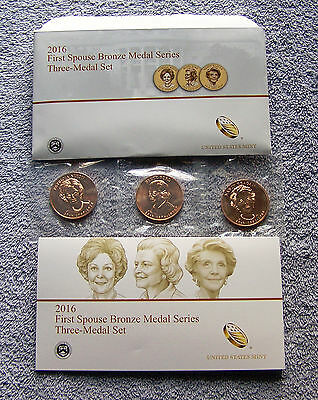 2016 First Spouse Bronze Medal Series