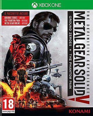 Metal Gear Solid V Definitive Experience XBOXONE - LNS