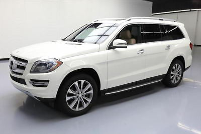 2014 Mercedes-Benz GL-Class Base Sport Utility 4-Door 2014 MERCEDES-BENZ GL450 4MATIC AWD P1 SUNROOF NAV 30K #288160 Texas Direct Auto