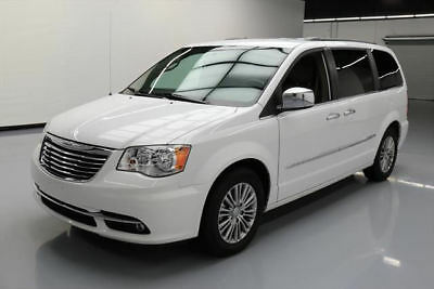 2014 Chrysler Town & Country  2014 CHRYSLER TOWN & COUNTRY TOURING-L LEATHER DVD 41K #377827 Texas Direct Auto