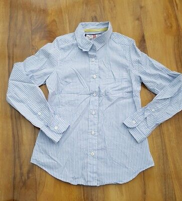Mini Boden Gorgeous Unisex checked cotton Shirt. Size XS years. Brand new.
