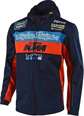 2018 Troy Lee Designs KTM Team Pit Jacket  Mens